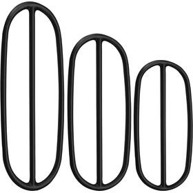 Garmin cadence sensor replacement rubber ring black
